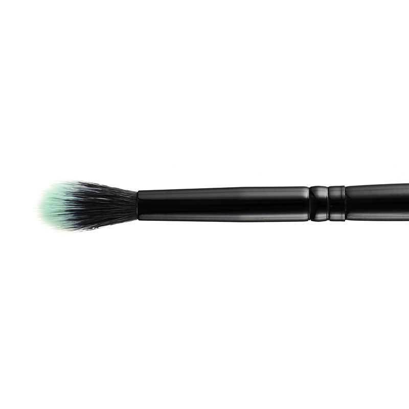 BRUSHES - BLACK BEAUTY BLENDING CREASE BRUSH