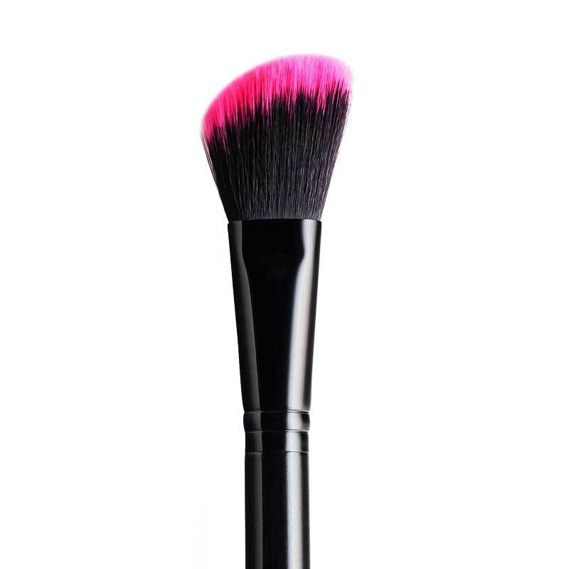 BRUSHES - PERFECTLY PINK ANGLED CONTOUR BRUSH