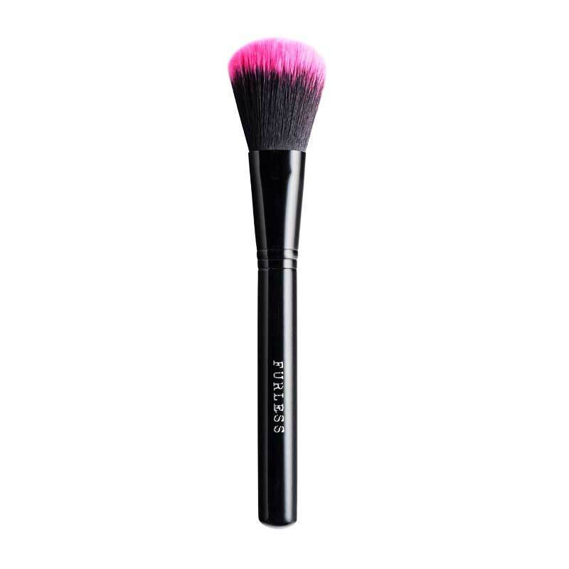 BRUSHES - PERFECTLY PINK POWDER BRUSH
