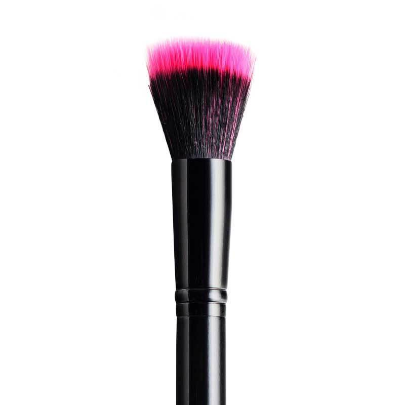 BRUSHES - PERFECTLY PINK STIPPLING BRUSH
