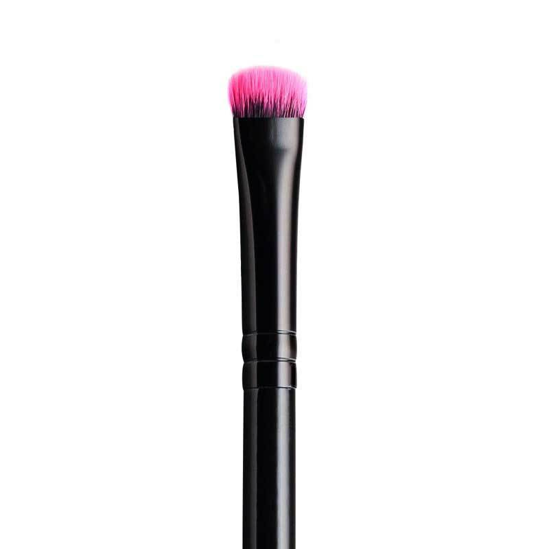 BRUSHES - PERFECTLY PINK STUBBY EYE BRUSH