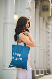 Keep it Zen Tote