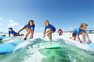 Tips for kids surf lessons -How to Surf