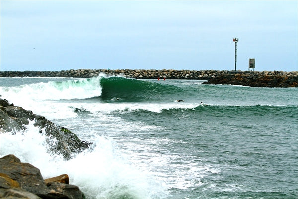 Ballona Creek and Jetty Surf Spot Report