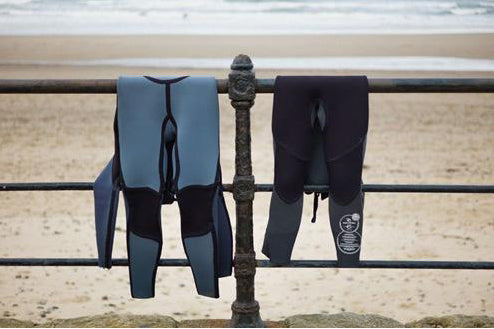 Take Care of Your Wetsuit