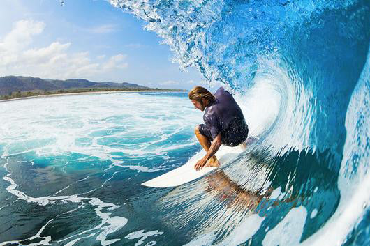 Top 10 surfing spots in the world