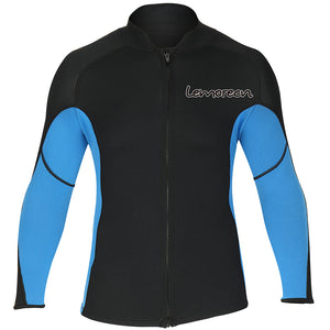 Lemorecn-men-2mm-neoprene-wetsuit-jacket
