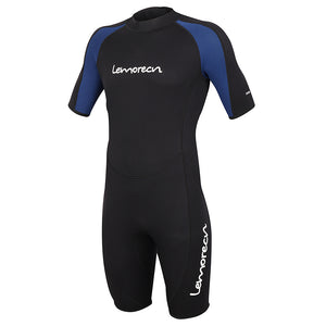 Lemorecn-men's-3mm-neoprene-premium-wetsuit-shorty-suits
