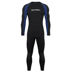 lemorecn-men-black-blue-wetsuit-full-body-diving-suit