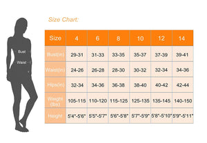 Lemorecn-3mm-neoprene-women-jacket-size-chart
