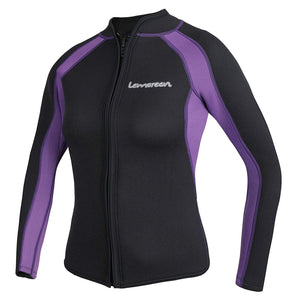 Lemorecn-women-3mm-wetsuit-jacket