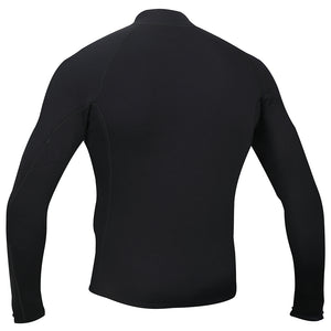 Lemorecn-men's2mm-neoprene-wetsuit-top-for-swimming-surfing