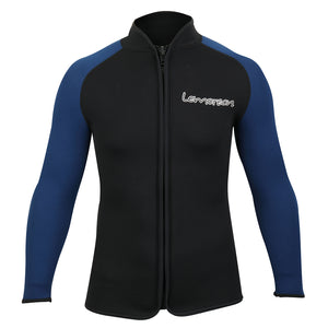 MENS-NEOPRENE-LONG-SLEEVE-WETSUITS-TOP