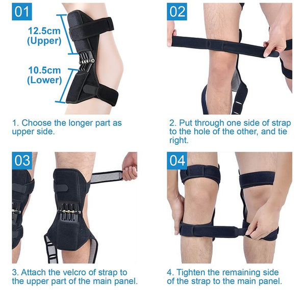 How to Use Joint Support Knee Pads