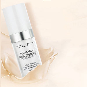 TLM Color Changing Foundation 30ml