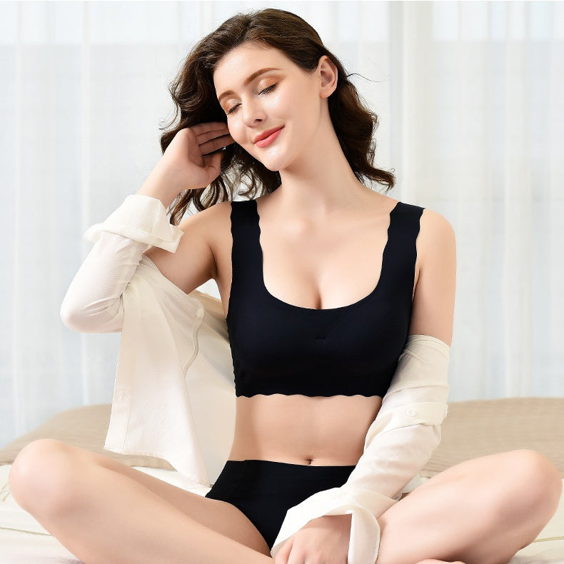 Ice Silk Seamless Lifting Bar