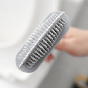 Silicone Flex Toilet Brush
