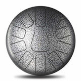 10 Inch 11- Tone Steel Tongue Drum