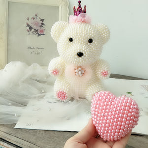 Pearls Bear DIY Accessories