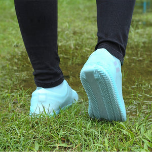 Waterproof Silicone Shoe Covers