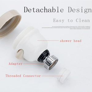 360 Degree Sink Aerator Head
