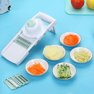 Multifunction Vegetable Slicer Cutter