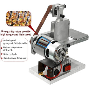 Small DIY Polishing Machine