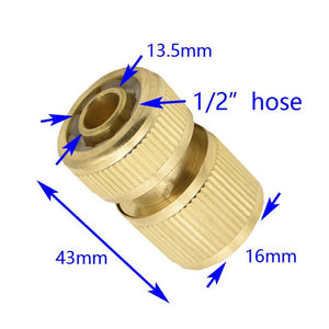 16mm Hose Connector