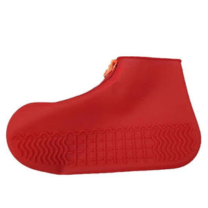 Silicone Shoe Covers with Zipper