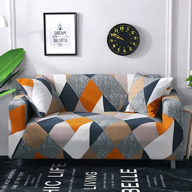 Magic Stretch Sofa Cover