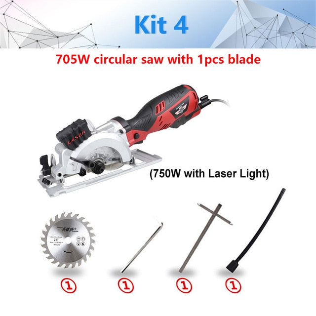 Multi-Function Circular Saw