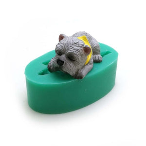 Silicone Dogs Mold