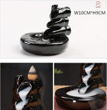 Waterfall Incense Burner