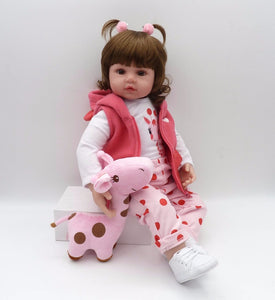 Full Body Silicone Baby Dolls