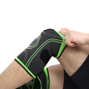 3D Adjustable Knee Brace (in Pair)