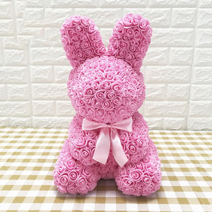 Lovely Rose Rabbit