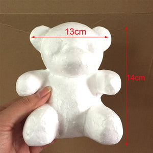 Foam Bear Dog Rabbit