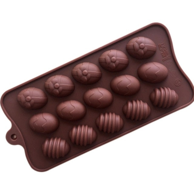 Easter Chocolate Mold