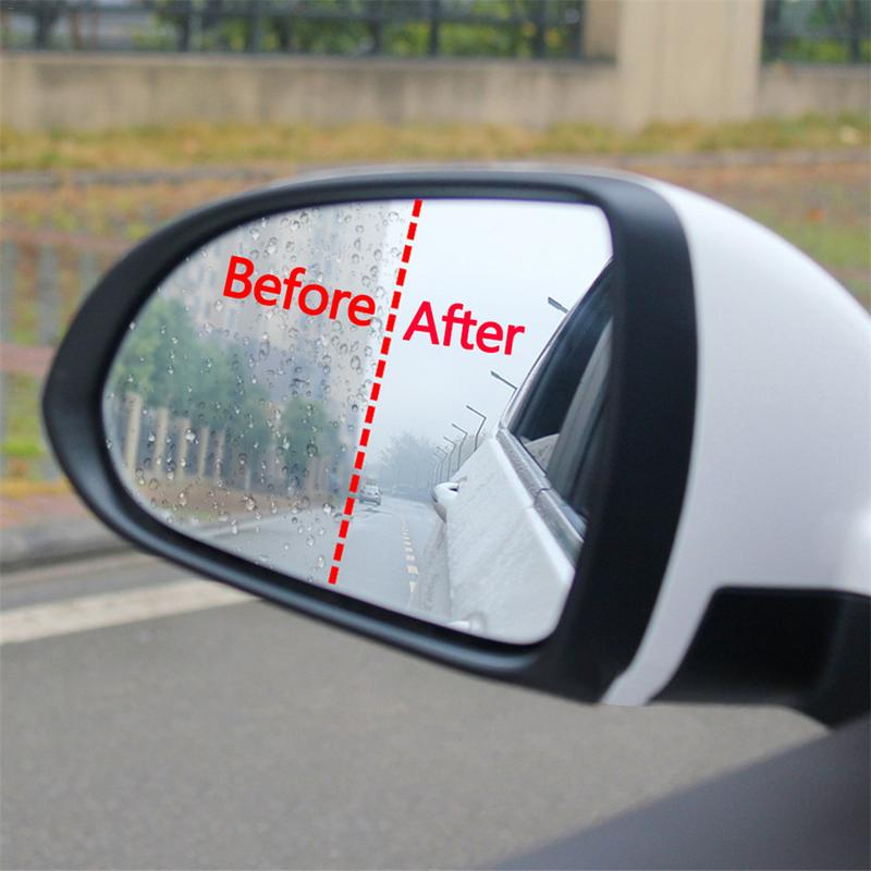 Car Windshield Rain Repellent Auto Rear View Mirror Rainproof Agent