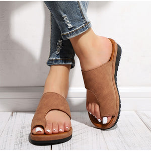 Women's Comfy Platform Sandals Shoes