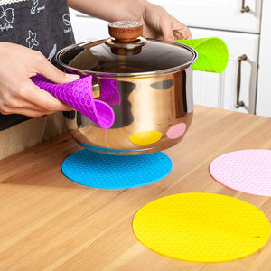 Silicone Non-Slip Pot Holder