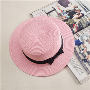 Panama Straw Hat for Women