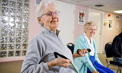 4 Excuses Seniors Use with Caregivers to Avoid Exercise