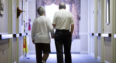 How can I prevent agitation in my loved one with dementia?