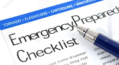 Preparing for a Natural Disaster as a Caregiver