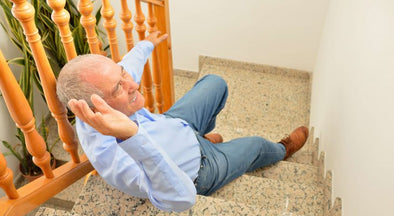Top 3 Tips for Fall Prevention