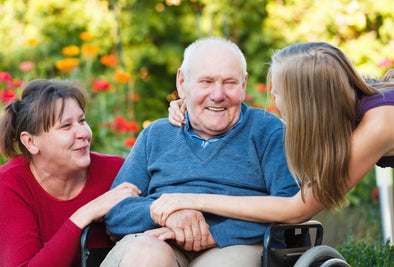 Caregiving Paradox of Quality Time with Mom or Dad