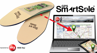 GPS SmartSole® Is a Game Changer for Caregiving