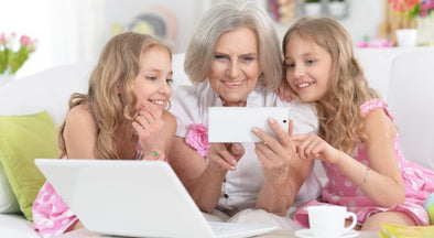Health Benefits of Social Media for Seniors