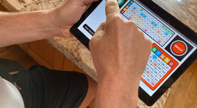 Seniors Use JayPad to Stay Connected During Covid